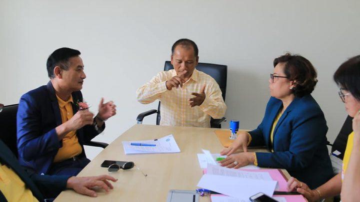 ลงนามการสร้างเครือข่ายทางการเงินกับสหกรณ์ออมทรัพย์ครูเพชรบุรี